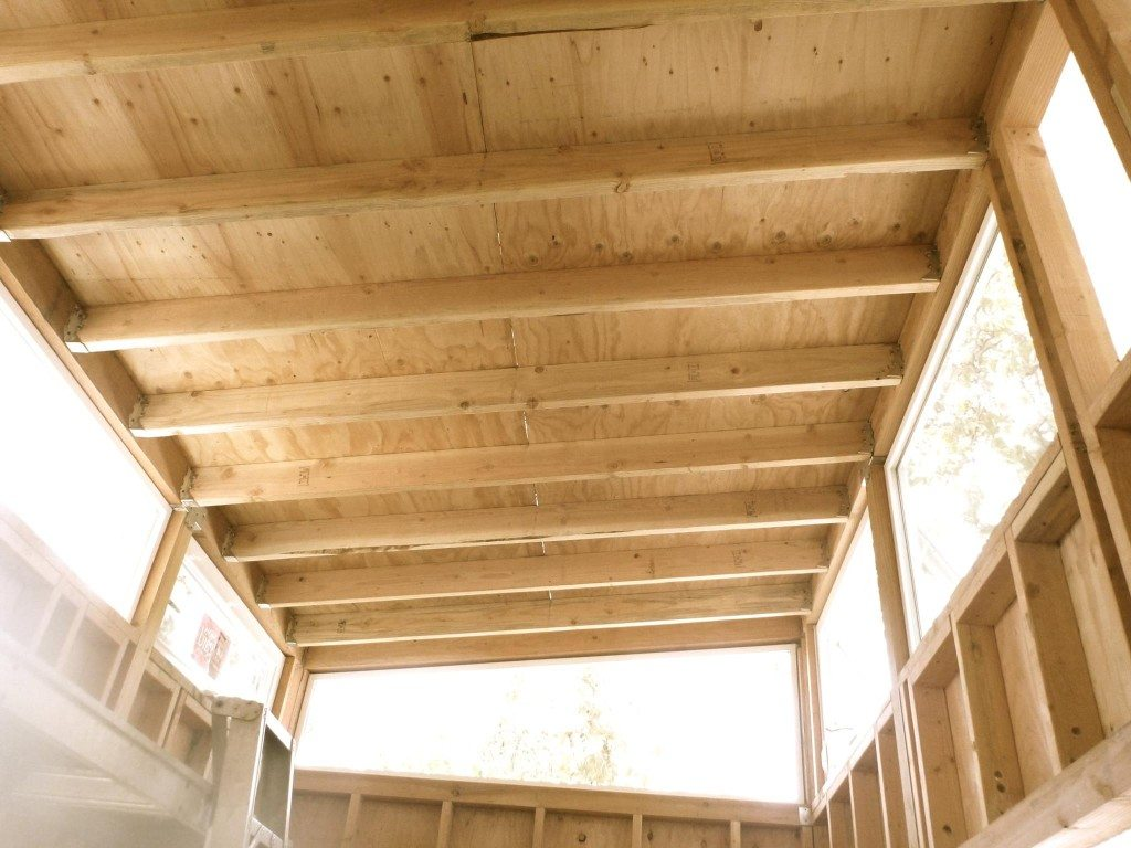 Tiny House build: clerestory windows